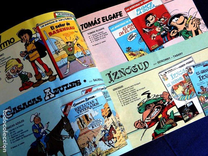 Cómics: CATALOGO 1988 - EDICIONES JUNIOR - GRIJALBO/DARGAUD - GRUPO EDITORIAL - DIFÍCIL - Foto 6 - 288476373