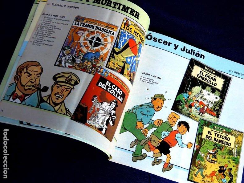 Cómics: CATALOGO 1988 - EDICIONES JUNIOR - GRIJALBO/DARGAUD - GRUPO EDITORIAL - DIFÍCIL - Foto 7 - 288476373