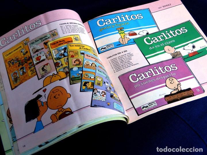 Cómics: CATALOGO 1988 - EDICIONES JUNIOR - GRIJALBO/DARGAUD - GRUPO EDITORIAL - DIFÍCIL - Foto 8 - 288476373
