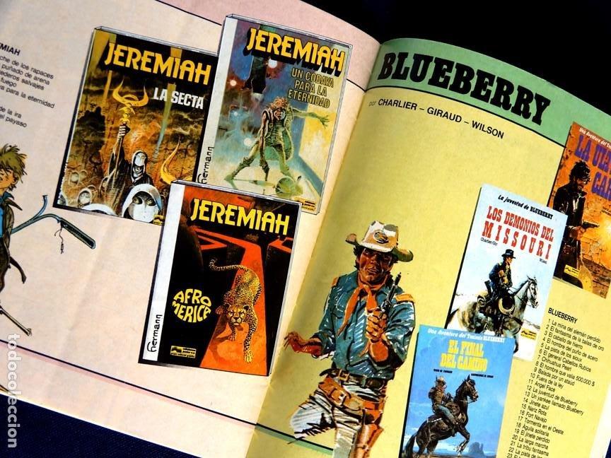 Cómics: CATALOGO 1988 - EDICIONES JUNIOR - GRIJALBO/DARGAUD - GRUPO EDITORIAL - DIFÍCIL - Foto 9 - 288476373