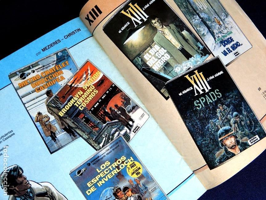 Cómics: CATALOGO 1988 - EDICIONES JUNIOR - GRIJALBO/DARGAUD - GRUPO EDITORIAL - DIFÍCIL - Foto 10 - 288476373