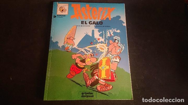 TEBEO ASTERIX , EL GALO , TAPA BLANDA , LEER DESCRIPCION (Tebeos y Comics - Grijalbo - Asterix)