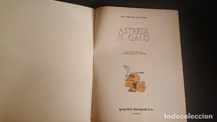 Cómics: TEBEO ASTERIX , EL GALO , TAPA BLANDA , LEER DESCRIPCION - Foto 2 - 288579603