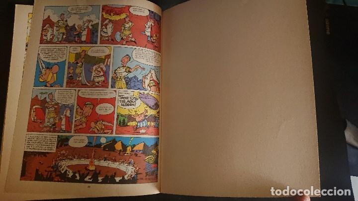 Cómics: TEBEO ASTERIX , EL GALO , TAPA BLANDA , LEER DESCRIPCION - Foto 3 - 288579603