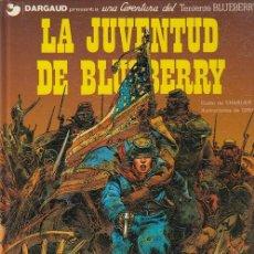 Cómics: LA JUVENTUD DE BLUEBERRY Nº 12 - GRIJALBO - TAPA DURA #. Lote 288629568