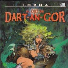 Cómics: LORNA AZPIRINº 9 - EL OJO DE DART - AN - GOR - NORMA EDITORIAL #. Lote 288631613
