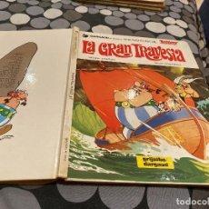 Cómics: ASTERIX LA GRAN TRAVESIA . Nº 22 - DARGAUD GRIJALBO 1981. Lote 288667818