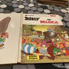 Cómics: ASTERIX EN BELGICA . Nº 24 - DARGAUD GRIJALBO 1981. Lote 288671433