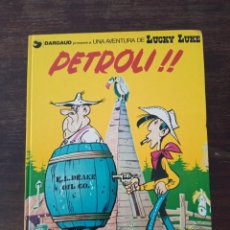 Cómics: 1 CÓMIC EN CATALÁN VALENCIANO LUCKY LUKE: PETROLI!! 1988. Lote 288682273