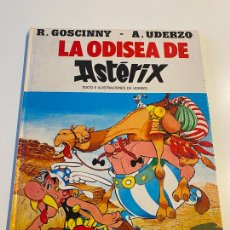 Cómics: ASTERIX Y OBELIX Nº 26. LA ODISEA DE ASTERIX. JUNIOR GRIJALBO 1ª EDICION 1981. Lote 288708413