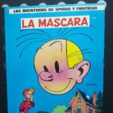 Cómics: LAS AVENTURAS DE SPIROU Y FANTASIO. Nº 5. LA MÁSCARA. GRIJALBO. Lote 289026368