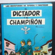 Cómics: LAS AVENTURAS DE SPIROU Y FANTASIO. Nº 6. EL DICTADOR Y EL CHAMPIÑÓN. GRIJALBO. Lote 289026588