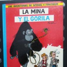 Cómics: LAS AVENTURAS DE SPIROU Y FANTASIO. Nº 9. LA MINA Y EL GORILA. GRIJALBO. Lote 289026723