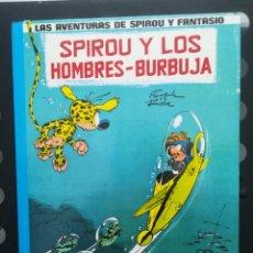 Cómics: LAS AVENTURAS DE SPIROU Y FANTASIO. Nº 13. SPIROU Y LOS HOMBRES-BURBUJA. GRIJALBO. Lote 289026883