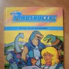 Cómics: DINOSAUCERS EL VALLE DE LOS DINOSAURIOS GRIJALBO MONDADORI 1986. Lote 289579718