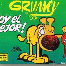 Cómics: GRIMMY. Nº 1. ¡SOY EL MEJOR! - CÓMIC EN RÚSTICA - EDICIONES JUNIOR / GRIJALBO. Lote 289759948