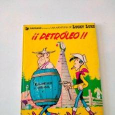 Cómics: LUCKY LUKE NÚMERO 37 PETRÓLEO GRIJALBO-DARGAUD 1988. Lote 289843328