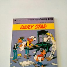Cómics: LUCKY LUKE NÚMERO 30 DAILY STAR GRIJALBO-DARGAUD 1986. Lote 289845273