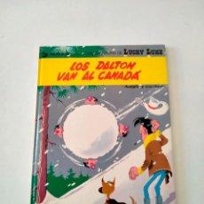 Cómics: LUCKY LUKE NÚMERO 22 LOS DALTON VAN AL CANADÁ GRIJALBO-DARGAUD 1986. Lote 289849218