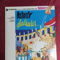Cómics: UNA AVENTURA ASTERIX. Nº 4. GLADIADOR. GRIJALBO. 1981. Lote 289915173