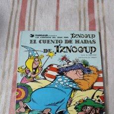 Cómics: IZNOGUD Nº 4; EL CUENTO DE HADAS DE IZNOGUD; EDICIONES JUNIOR. Lote 290023483