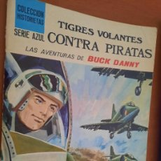 Cómics: TIGRES VOLANTES CONTRA PIRATAS. LAS AVENTURAS DE BUCK DANNY. 1971. BUEN ESTADO. SUSAETA. Lote 290040533