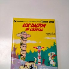 Cómics: LUCKY LUKE NÚMERO 21 LOS DALTON EN LIBERTAD GRIJALBO-DARGAUD 1991. Lote 290560688