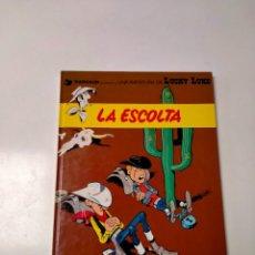 Cómics: LUCKY LUKE NÚMERO 18 LA ESCOLTA GRIJALBO-DARGAUD 1991. Lote 290561718