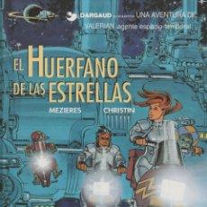 Comics: VALERIAN Nº 17 (EL HUERFANO DE LAS ESTRELLAS). Lote 290582108