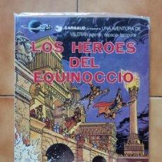 Cómics: UNA AVENTURA DE VALERIAN Nº 7 LOS HEROES DEL EQUINOCCIO MEZIERES - CHRISTIN GRIJALBO. Lote 290825988