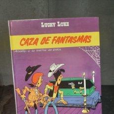Fumetti: COMIC LUCKY LUKE CAZA DE FANTASMAS EDICIONES JUNIOR. Lote 290925863