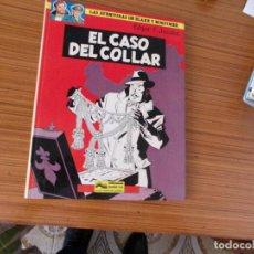 Cómics: LAS AVENTURAS DE BLAKE Y MORTIMER Nº 7 EDITA JUNIOR. Lote 292045293