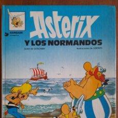 Cómics: AXTERIX Y LOS NORMANDOS ED GRIJALBO NÚMERO 8. Lote 292369778