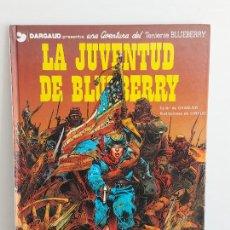 Cómics: LA JUVENTUD DE BLUEBERRY / 12 / PART 1 / TAPA DURA / MUY BUEN ESTADO.. Lote 292542208