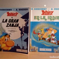 Comics: LOTE DE 2 TEBEOS DE ASTERIX Y OBELIX .AÑO 1999. Lote 292557368
