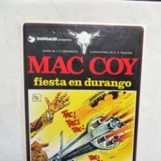 Cómics: MAC COY FIESTA EN DURANGO Nº 10. Lote 293237178