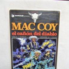 Cómics: MAC COY EL CAÑON DEL DIABLO Nº 9. Lote 293237663