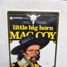 Cómics: MAC COY LITTLE BIG HORN Nº 8. Lote 293237883