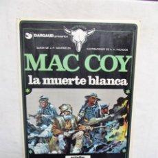 Cómics: MAC COY LA MUERTE BLANCA Nº 6. Lote 293238923
