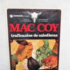Cómics: MAC COY TRAFICANTES DE CABELLERAS Nº 7. Lote 293239228
