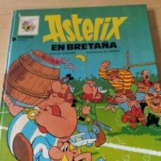 Cómics: ASTÉRIX EN BRETAÑA. Lote 293251383