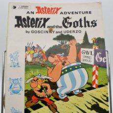 Cómics: ASTERIX AND THE GOTHS EN INGLÉS. Lote 293258393