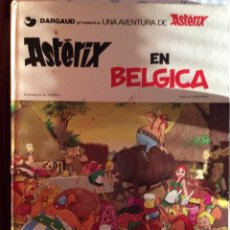 Cómics: ASTERIX EN BELGICA - ILUSTRACIONES DE UDERZO -GRIJALBO -1979. Lote 293263543