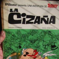 Cómics: LA CIZAÑA . ASTERIX . AÑO 1970. Lote 293355883