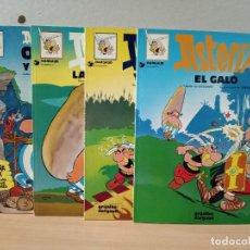Cómics: LOTE DE 4 COMIC DE ASTERIX.AÑOS 1994/1995.EDITORIAL GRIJALBO.. Lote 293357103