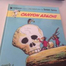 Cómics: LUCKY LUKE CANYON APACHE Nº17 GRIJALBO / DARGAUD 1981 REF. UR MES. Lote 293369423