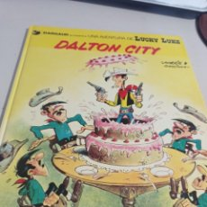 Cómics: LUCKY LUKE. Nº 29. DALTON CITY. GRIJALBO. 1985. REF. UR MES. Lote 293490008