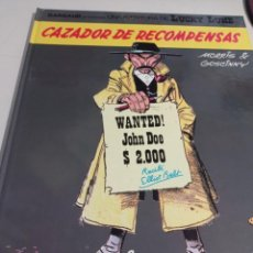Fumetti: LUCKY LUKE 42 CAZADOR DE RECOMPENSAS GRIJALBO/DARGAUD REF. UR MES. Lote 293551433