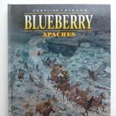 Comics: BLUEBERRY. APACHES. Nº 49. CHARLIER. GIRAUD. Lote 293561968