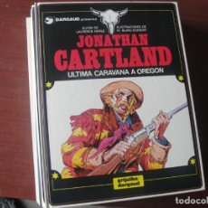 Cómics: 8 COMICS JONATHAN CARTLAND GRIJALBO DARGAUD BLANC-DUMONT NUEVOS. Lote 294031008